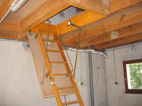 Maison vendre quimper finist re for Amenagement comble dessus garage